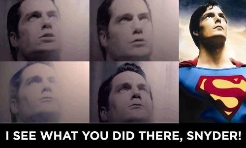 《超人:钢铁之躯》(Man of Steel)暗藏向老超人致敬彩蛋