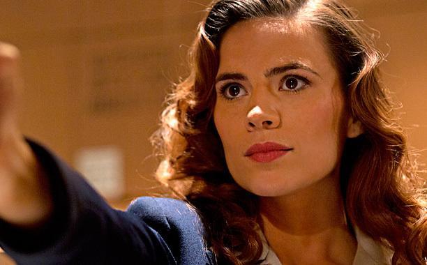 《娱乐周刊》曝光漫威短片《卡特探员》(Agent Carter)海报和剧照