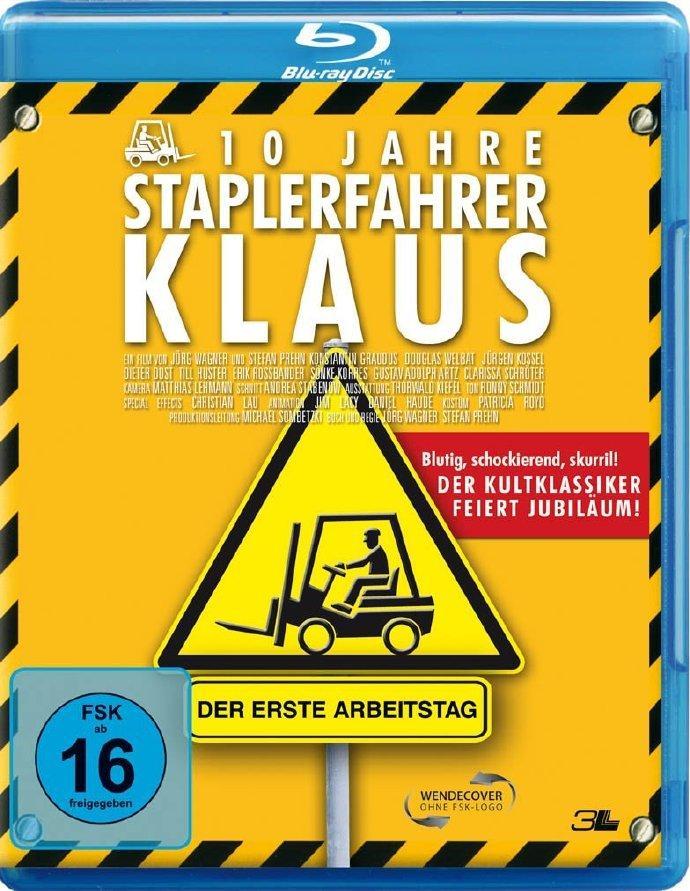 国安全生产短片《叉车司机克劳斯》(Staplerfahrer Klaus)堪比B级片