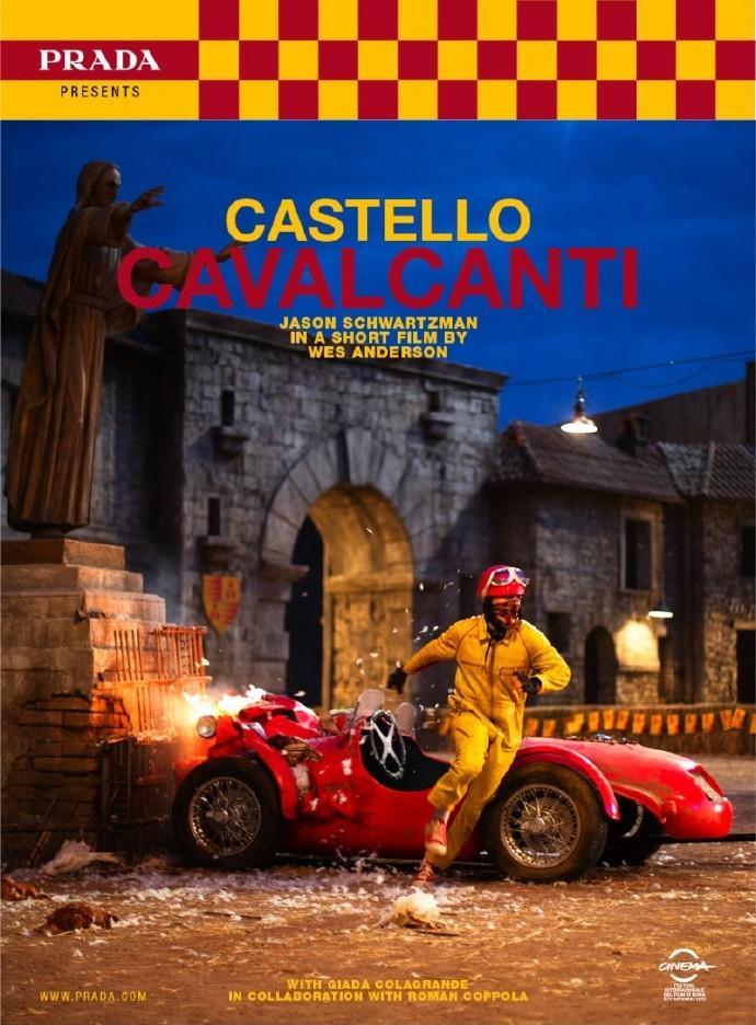 韦斯·安德森短片新作《卡斯泰洛·卡瓦尔坎蒂》(Castello Cavalcanti)曝全片