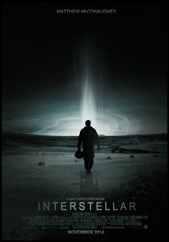 克里斯托弗·诺兰《星际空间》预告片将在《霍比特人2》前发布