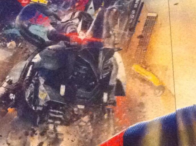 《超凡蜘蛛侠2》反派之三:犀牛人