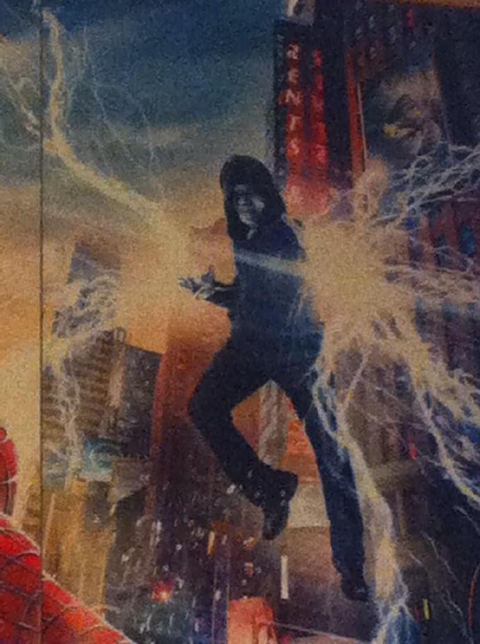 《超凡蜘蛛侠2》反派之一:电光人
