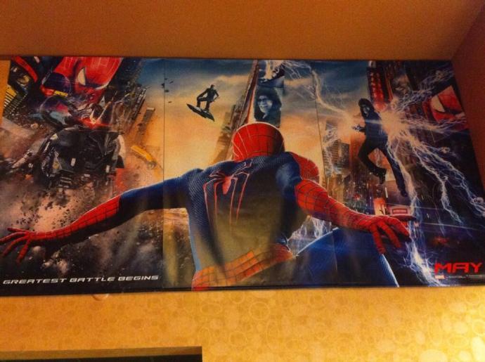 《超凡蜘蛛侠2》(The Amazing Spider-Man 2)疑似新海报曝光 12月5日发首款预告