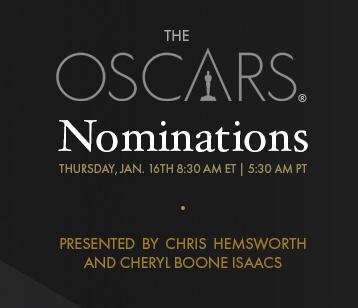 第86届奥斯卡提名公布 《美国骗局》和《地球引力》10项提名领跑