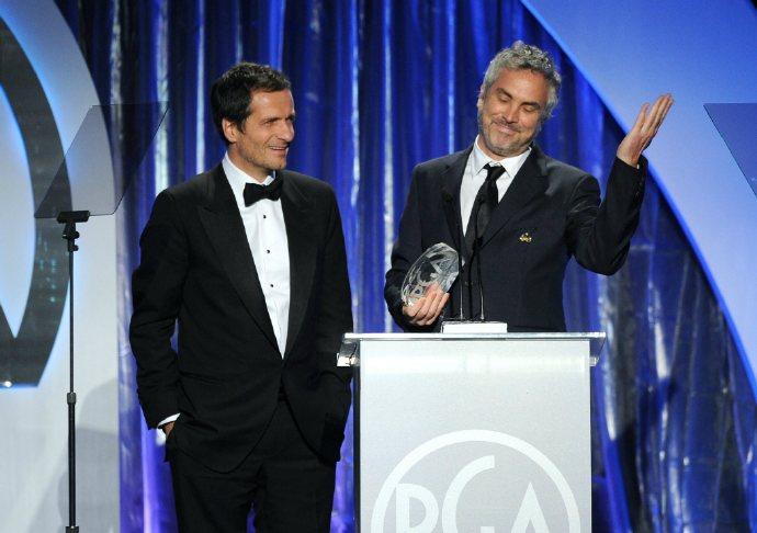 制片人工会奖25年首次下出双黄蛋,《地球引力》与《为奴十二年》并列最佳