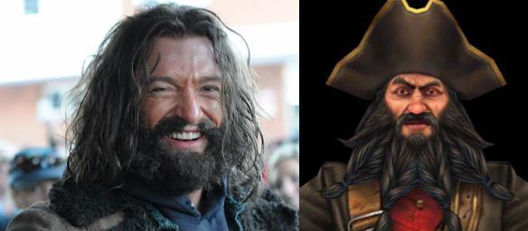 休杰克曼确定加盟《彼得·潘》(Pan)  首演反派饰黑胡子船长