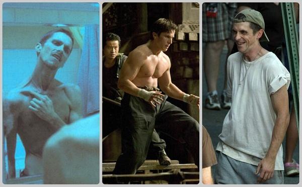 克里斯蒂安·贝尔《机械师》&《蝙蝠侠前传1:侠影之谜》&《斗士》&《美国骗局》