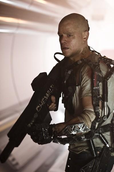 马特·达蒙或加盟福斯科幻新作《火星人》(The Martian)