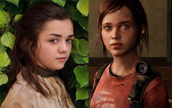 《权力的游戏》小演员麦茜将主演索尼游戏电影《最后生还者》