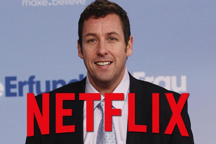 亚当·桑德勒将为Netflix独家定制四部电影