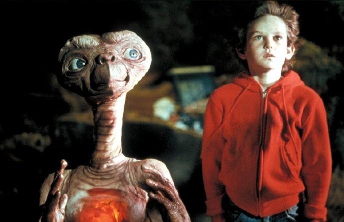《外星人E.T.》曝罕见概念艺术图 E.T萌萌哒! 25种表情一次看个够