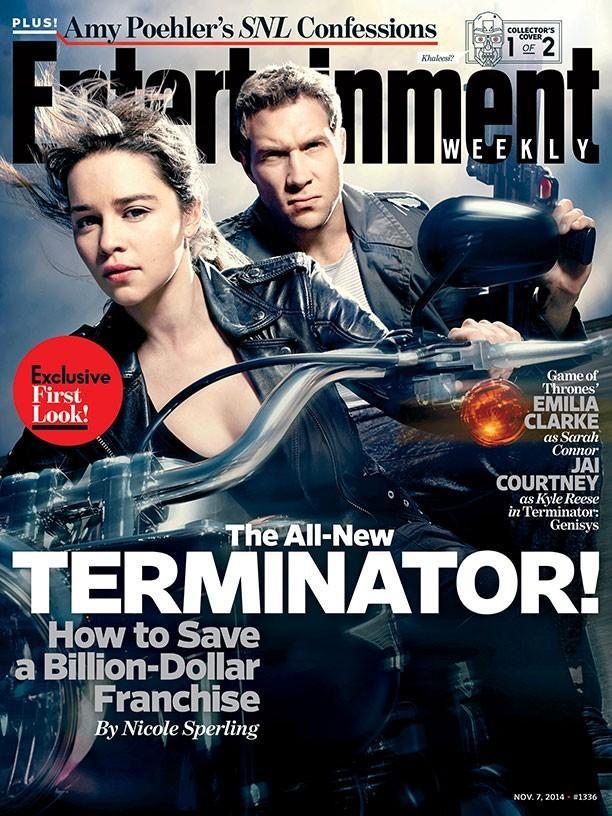 《终结者:创世纪》(Terminator: Genisys)首曝角色照 剧情遭颠覆改编