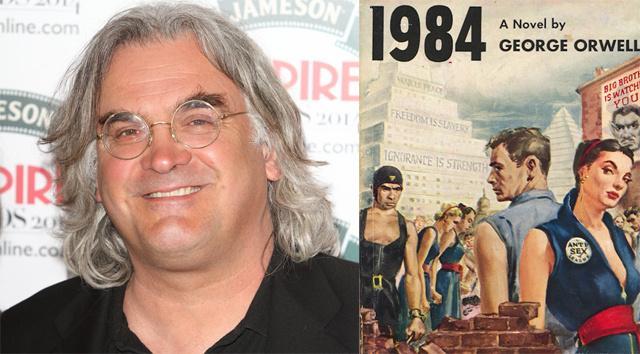 乔治·奥威尔《1984》将被保罗·格林格拉斯(Paul Greengrass)搬上大银幕