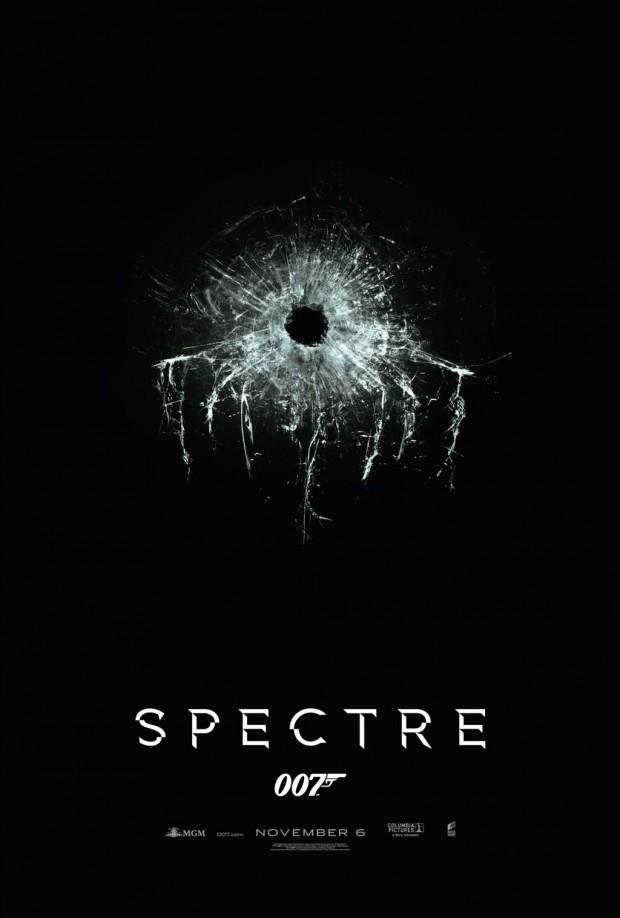 第24部007电影片名叫作《魔鬼党》(Spectre) 丹尼尔·克雷格主演莫妮卡·贝鲁奇加盟