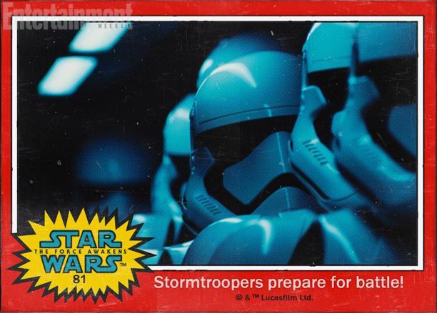 81:风暴士兵(Stormtroopers),注意中间那个身高明显比别人矮了一头的家伙,他是谁呢?