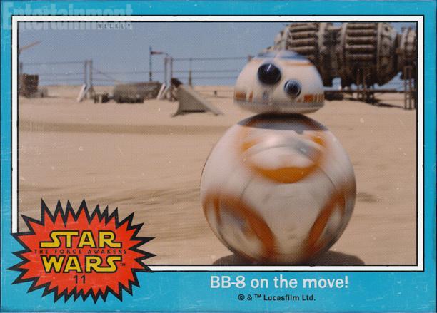 11:我们可爱的小机器人BB-8