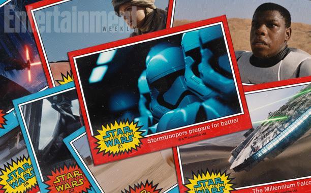J·J·艾布拉姆斯公布《星球大战7:原力觉醒》预告片出现角色名称