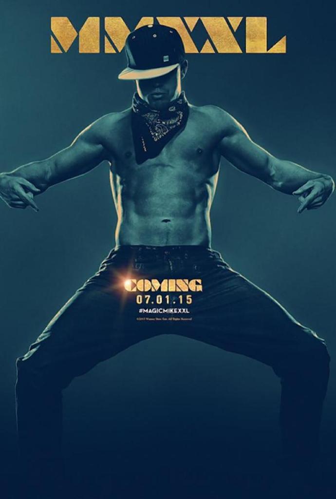 《魔力麦克2》首曝预告 查宁塔图姆大秀舞姿 众男星展示美好肉体