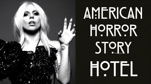 "Lady GaGa出演《美国怪谭》第五季 个人预告片首曝光 新季主题为""酒店"""