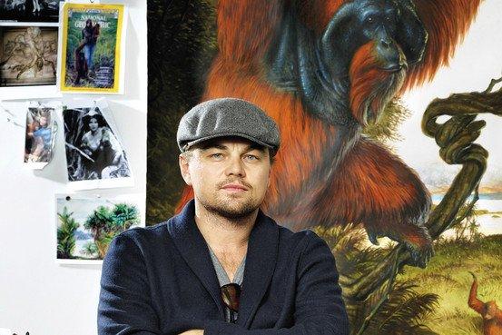 莱奥纳多·迪卡普里奥(Leonardo DiCaprio)都收藏了哪些艺术品?