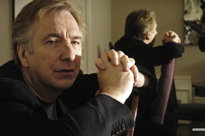 演员艾伦·里克曼(Alan Rickman)病逝 曾扮演斯内普教授