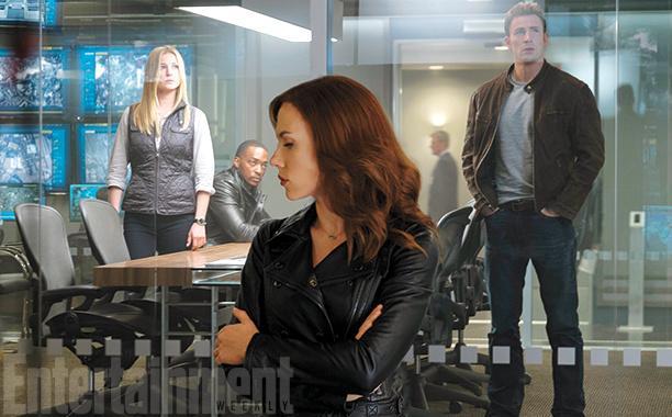 传《美国队长3:内战》Captain America: Civil War)拍了四场死亡戏