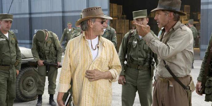 《夺宝奇兵5》2019年上映,斯蒂文·斯皮尔伯格、哈里森·福特回归