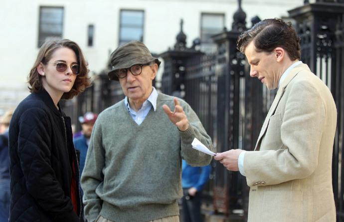 伍迪艾伦新片定名《社团咖啡店》 剧本细节曝光 5月或戛纳首映