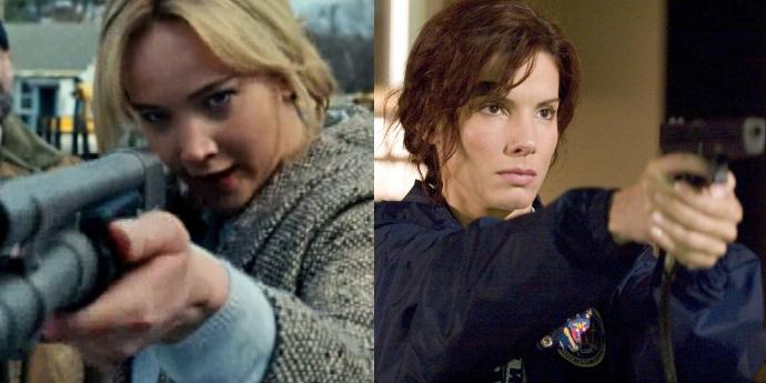 詹妮弗劳伦斯(Jennifer Lawrence)或加盟女版《十一罗汉》 与桑德拉布洛克飙戏