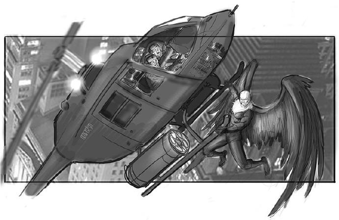 秃鹰大战直升机2