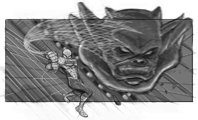 蜘蛛侠大战反派