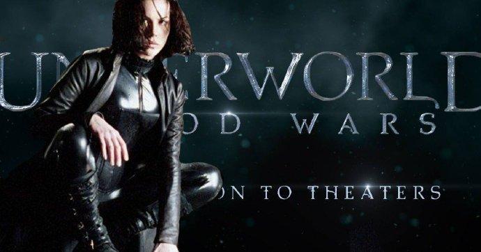 贝金赛尔回归领衔《黑夜传说5》(Underworld Blood Wars)延期到明年1月上映