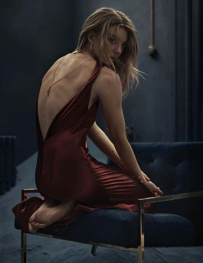 """""""小玫瑰""""娜塔莉·多默(Natalie Dormer)为英国版《名利场》杂志8月号拍摄写真美图大赏!!"""