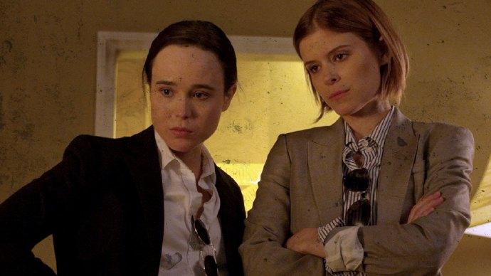 艾伦·佩姬(Ellen Page)携手凯特·玛拉(Kate Mara)出演女同题材新片