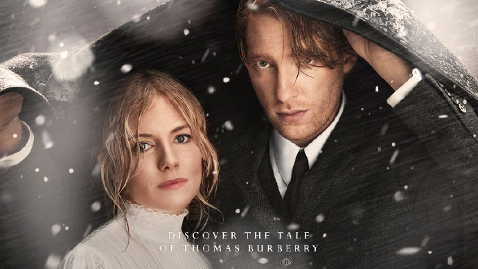 英国奢侈品牌Burberry圣诞广告《The Tale of Thomas Burberry》