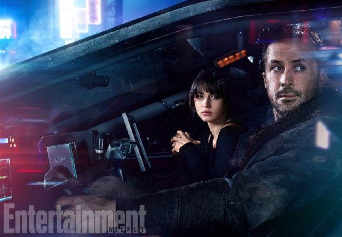 《银翼杀手2049》(Blade Runner 2049)新照福伯&高斯林现身