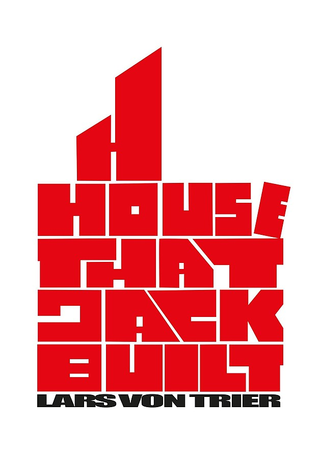 拉斯冯提尔英文新片《此房是我造》(The House That Jack Built)曝海报