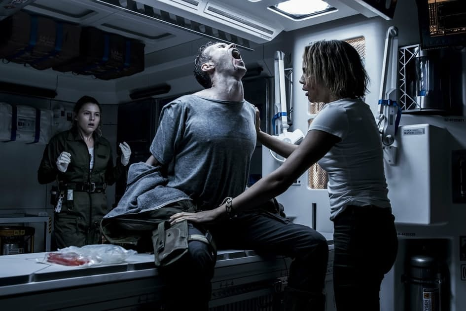 雷德利斯科特《异形:契约》(Alien: Covenant)曝新剧照