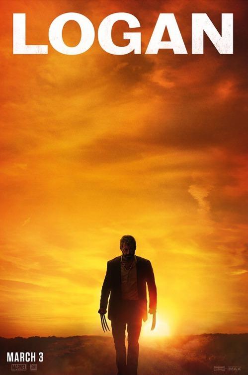《金刚狼3:殊死一战》(Logan)曝光全新预告海报 狼叔被暮色笼罩