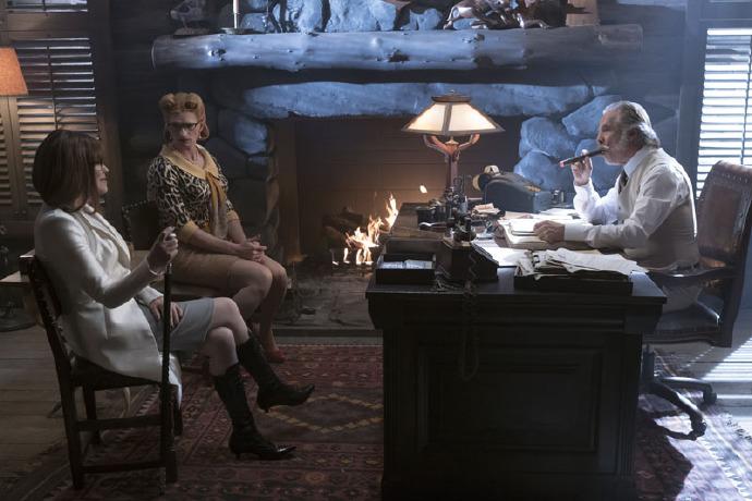 剧版《雷蒙斯尼奇的不幸历险》曝剧照以及预告 巴尼叔叔演绎邪恶监护人