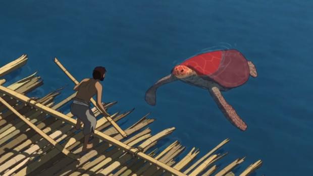(《红海龟》)
