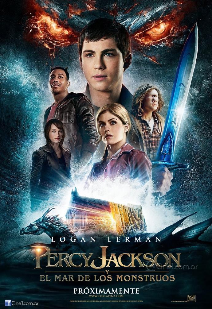 《波西·杰克逊与魔兽之海》(Percy Jackson: Sea of Monsters)双发预告片