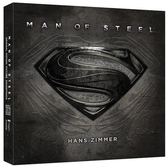 试听:《超人:钢铁之躯》(Man of Steel)电影原声大碟