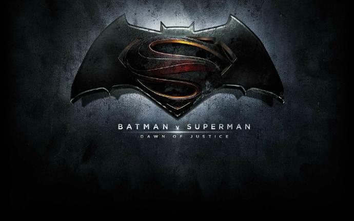 《超人大战蝙蝠侠:正义黎明》发布片名Logo!
