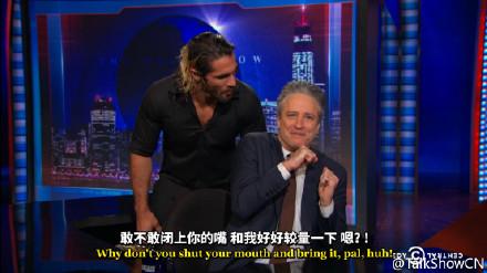 囧司徒每日秀  2015.2.26 【WWE成员砸场每日秀 约战囧叔】