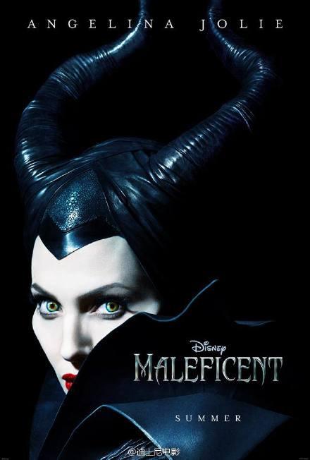 《沉睡魔咒》(Maleficent)中文预告片首发 朱莉颠覆睡美人童话