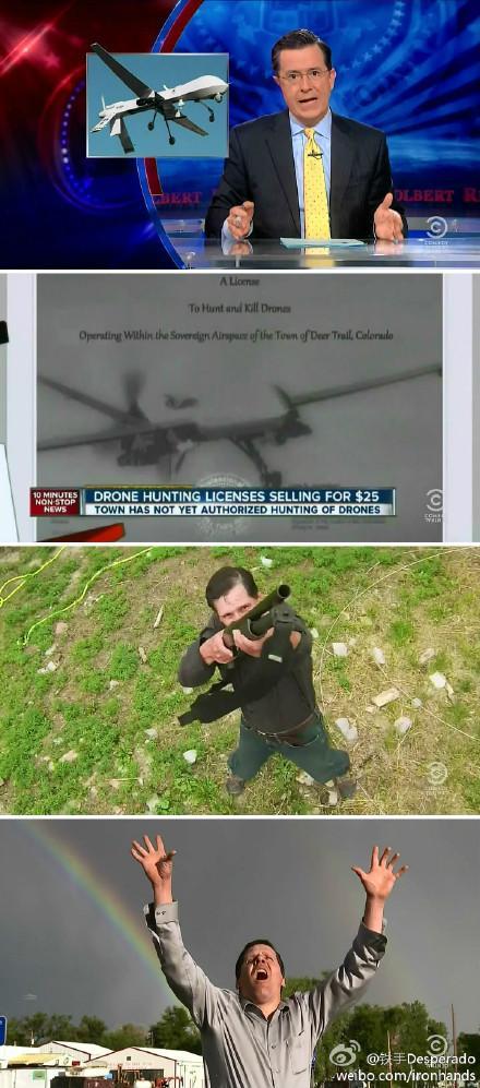 """扣扣熊报告 2013.11.13 """"改变美国的人""""之""""无人机猎杀者"""""""