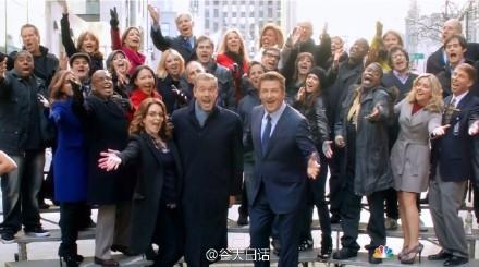 2012年超级碗NBC广告NBC全家老小集体出动,遍地熟脸星光璀璨