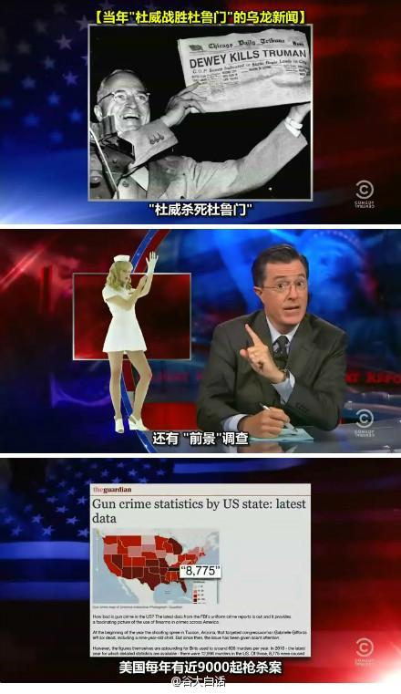 扣扣熊报告 2012.07.23 扣叔对科罗拉多枪击案的媒体报道进行吐槽